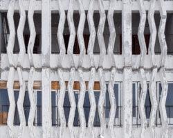 Тверь, бетонный декор жилого дома