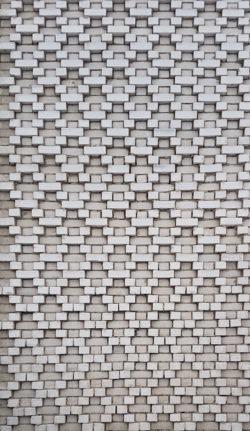 Тверь, кирпичная стена, торец жилого дома