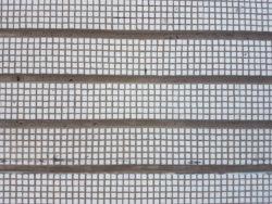 Москва, фасадная плитка, Зюзино, 1970-е гг