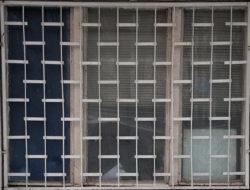 Москва, окно хрущевки, Зюзино, 1960-е гг