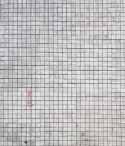 Москва, фасадная плитка, Зюзино 1970-е гг