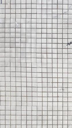 Москва, фасадная плитка хрущевки серии К7, начало 1960-х гг