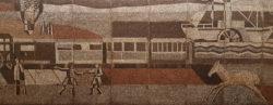 Москва, серпуховско-тимирязевская линия метро, «Савеловская», 1988 г