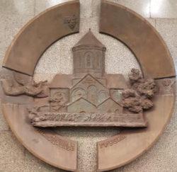 Москва, серпуховско-тимирязевская линия метро, «Владыкино», 1991 г