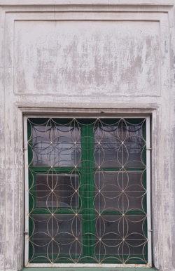 Пенза, окно в общественном здании