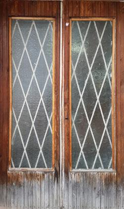 Пенза, дверь во дворец пионеров, 1987 г.
