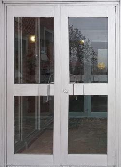 Пенза, дверь, дворец пионеров, 1987 г.