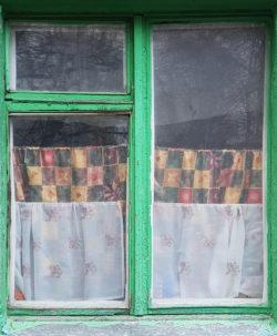 Пенза, окно хрущевки