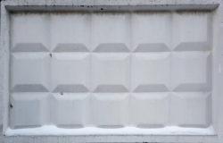 Секция бетонного забора