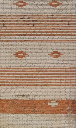 Торжок, фрагмент фасада жилого здания, 1980-е гг.