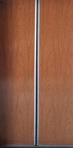Москва, двери лифта, интерьер здания газеты «Известия» 1970-1980гг.