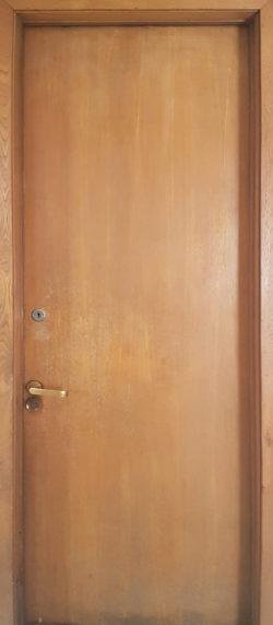 Москва, дверь, интерьер здания газеты «Известия» 1970-1980гг.