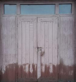 Санкт-Петербург, дверь жилого дома, застройка 1970-1980-х гг.