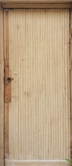 Пущино, дверь общественного здания, застройка к.1960-н.1970-х гг.