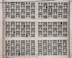 Санкт-Петербург, украшение фасада жилого дома, застройка 1970-х гг.