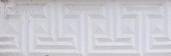 Торжок, украшение фасада жилого дома, застройка 1970-1980х гг.